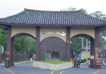 Osan AB, Korea