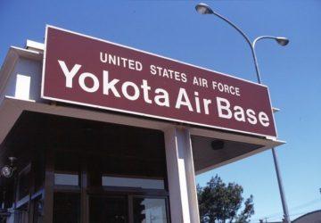 Yokota AB, Japan